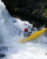 Ежегодный выезд в Норвегию, 2012г.  Веселые водопадики р. Hira
