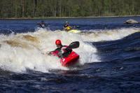 Майские РОДЕО-СБОРЫ в Финляндии(Лиекса), 2013