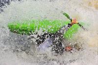 Чемпионат России по фристайлу на бурной воде 2011г.(Тивдия).  Felix