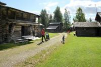 Родео-сборы в августе 2013, Финляндия(Лиекса). В рамках сборов небольшая культурная программа в среду.