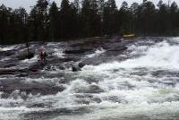 ШВЕЦИЯ, Piteälven (Trollforsarna), 2012. Смотрим!
