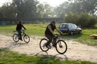 Осенние родео-сборы в Германии(Платтлинг),2013. Привезенные велосипеды должны работать.