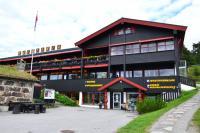 Выезд в Норвегию 2013года. Вот и г. Домбас