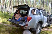Июльские РОДЕО-СБОРЫ в Финляндии(Лиекса).