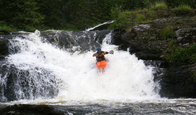 Ежегодный выезд в Норвегию, 2012г.  р. Hira