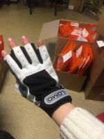 Sailing-Gloves-Short-Fingered (перчатки из прочной ткани с усилением на ладонях)