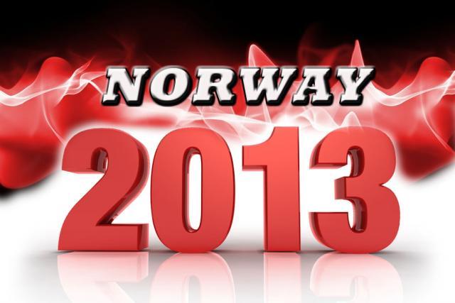 Норвегия 2013
